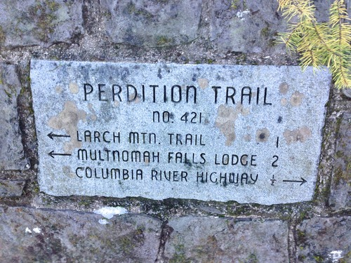 Medium perdition trail