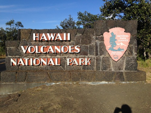 Medium volcanoes