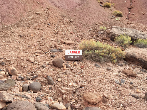 Medium danger